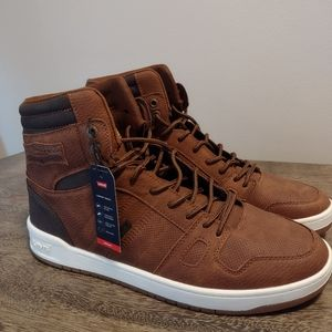 Levi and Strauss High tops shoes. Size 12